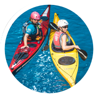 cursos Kayaking Costa Brava