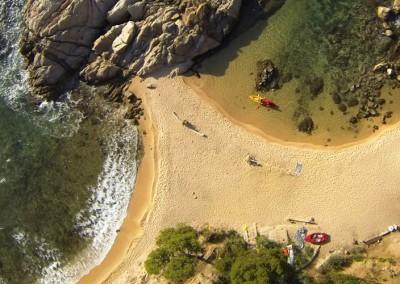 Caiac i senderisme, Costa Brava i Camins de Ronda