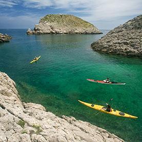 Montgrí-illes Medes (un dia)