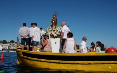Festa del Carme amb l'Escola d'en Mar