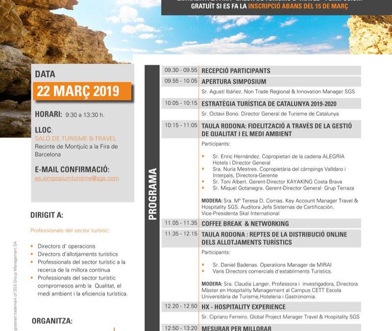 Mesa redonda: Fidelización a través del a gestión de calidad y el medioambiente